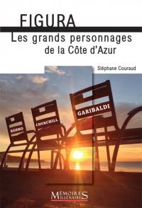 Figura, Les grands personnages de la Côte d'Azur