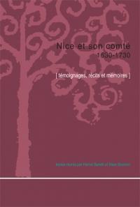 Nice et son comté 1630-1730