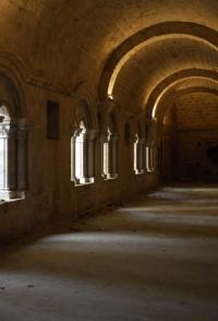Au monastère de La Celle