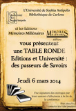 table ronde-00