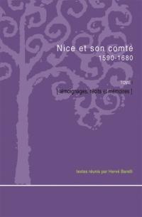 Nice et son Comté 1590-1680 Tome I
