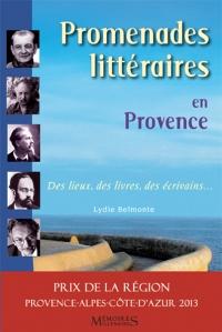 Promenades littéraires en Provence